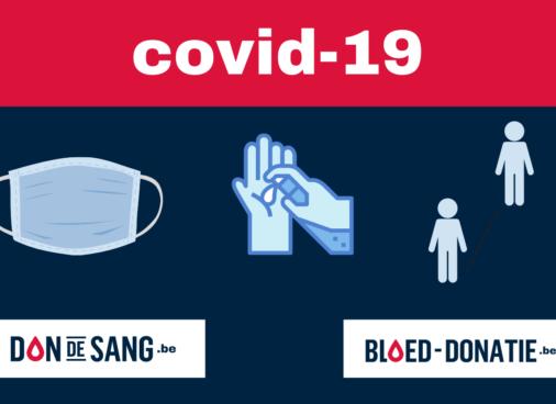 Doneren in deze Covid-19 periode